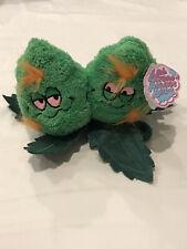Bark Box 420 Weed Hydropawnic Buds Nuggets Dog Toy Squeak Tug M/L Limited Ed NEW
