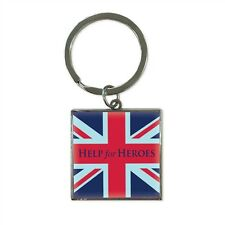 Help For Heroes Key Ring - Union Jack