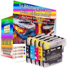 5 Patronen für Brother LC980 DCP195C MFC250C DCP145C DCP165C DCP375CW MFC255CW