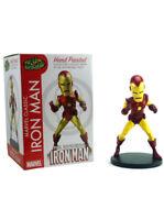 Neca Iron Man Classic Head Knocker Resin Statue Bobblehead Marvel Universe New