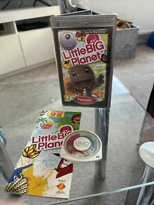 LittleBigPlanet - Platinum Edition (Sony PSP) - Game   The Cheap Fast Free
