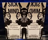 Twiztid - Sick Mind CD Single insane clown posse majik ninja entertainment icp