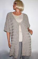 Feine 3/4 Arm Damen-Pullover & -Strickware aus Kaschmir mit
