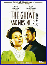 """NEW DVD """" The Ghost and Mrs. Muir """" - Gene Tierney, Rex Harrison"""