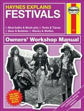 Festivals Haynes Explains by Boris Starling 9781785216923 | Brand New