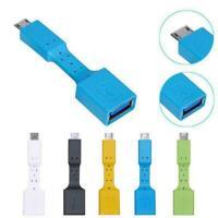 Micro USB zu USB 3.0 Stecker auf Buchse OTG Datenstecker Adapter Kabel für A5X9