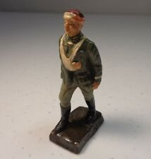 WW2 Wounded German Dimestore Composite Toy Soldier