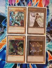 Yu-Gi-Oh! Blauäugiger W.Drache + Dunkler Magier CT14 + Yugi / Kaiba Token TOP!!!
