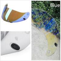 Motorcycle Helmet Shield Visor Lens Anti-UV Anti-Fog For HJC CL-17 CS-R1 CS-R2