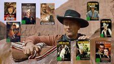 John Wayne Western DVD Klassiker Sammlung Boxen Neu OVP RAR