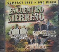Los Diferentes De La Sierra Los Dareyes Los Sierreños New Nuevo Sealed