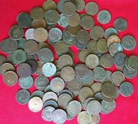 Old U.S. Indian Head Cent CULL Coins // 1859-1909 // 2 COIN LOT