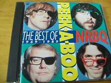 NRQB THE BEST 1969-1989 PEEK A BOO  DISC ONE CD MINT- RHINO 1990