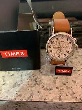 Timex Weekender Watch TWC063500 NIB