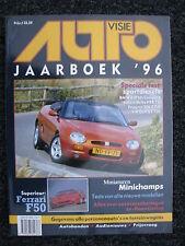 Auto Visie Jaarboek 96 ( 1996 )