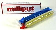 Milliput Yellow Grey Epoxy Putty - 37907