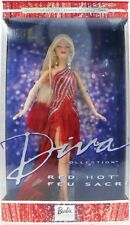 "MATTEL 56707 BARBIE - ""DIVA RED HOT"""