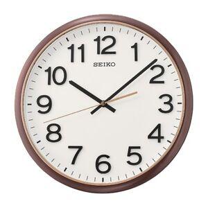 Seiko Wall Clock QXA750B NEW