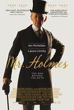 MR SHERLOCK HOLMES MANIFESTO IAN MCKELLEN LAURA LINNEY HIROYOKI SANADA PARKER