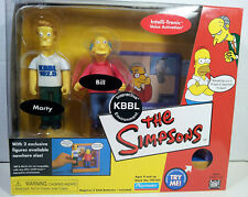 World of Simpsons Kbbl Radio Station Environment with Bill & Marty Wos