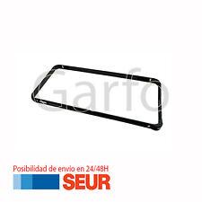 Funda Bumper Aluminio Metalico para Iphone 6 Plus 6+, 6S Plus 6S+. Negro
