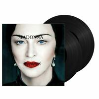 """Madonna - Madame X (NEW 2 x 12"""" VINYL LP) (Preorder Out 14th June)"""