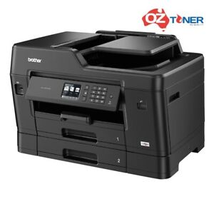 Brother MFC-J6730DW A3 Inkjet Multi-Function Printer+ADF+Dual Tray LC3317/LC3319