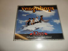 CD VENGABOYS – Kiss (when the sun don 't Shine)