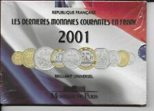 1 serie francaise 2001 brillant universel