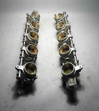 BMW S85 V10 M5 M6 ITB Independent Throttle Body Set Complete 2006-2010 USED OEM