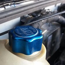 Land Rover Defender ANODISED BLUE TD5 Radiator Expansion Tank Cap DA8896