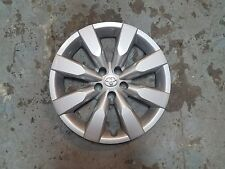 "1 Brand New 2014 14 2015 15 2016 16 Corolla 16"" Hubcap Wheel Cover 61172"