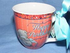 Me To You Tatty Teddy Bear Mug Happy Birthday Gift Present G01M0307 NEW BOXED