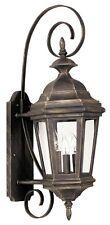 Kenroy Home Estate 3-Light MED Outdoor Wall Lantern SKU# 16313AP