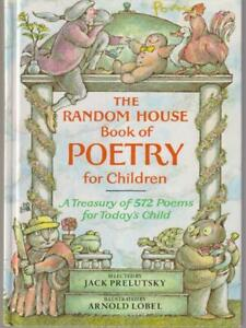 The Random House Book Of Poetry For Children Aa.vv. 0