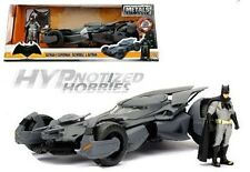 JADA 1:24 METALS DC BATMAN V SUPERMAN BATMOBILE DIE-CAST BLACK 98034