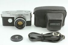 [MINT] OLYMPUS PEN FT + F.Zuiko 38mm f/1.8 Lens + Case From Japan