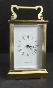 Vintage Mappin & Webb Carriage Clock