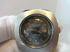 VINTAGE JENNY CARIBBEAN TRIPLE SAFE AUTOMATIC DIVER WATCH  (WATCH VIDEO)