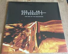 God is an astronauta-The End of the Beginning * LP * LIMITED ORANGE VINYL NEW/OVP