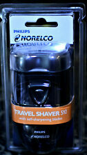 Philips Norelco Travel Shaver 510 Brand New Sealed uses 2AA Batteries