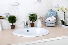 WASCHBECKEN ARMATUR Einbaubecken Design EINBAUWASCHBECKEN Waschschale Waschtisch