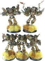 Warhammer 40K Nurgle Death Guard Chaos Space Marines Warp Talons