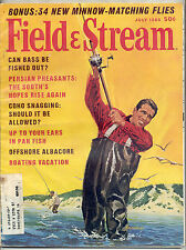 7/1968 Field and Stream Magazine