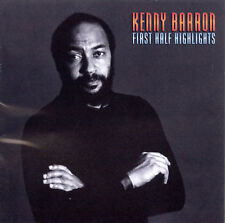 First Half Highlights by Kenny Barron (CD, May-2000, 32 Records)