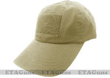 NEW CONDOR Tan TC Special Forces Operator SWAT Military Tactical Ball Cap