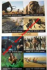 10,000 BC - C.Belle - R.Emmerich - Set of 8 FRENCH LC