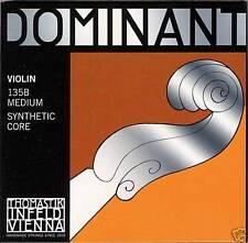 NEW Thomastik Dominant 4/4 Violin Strings FREE SHIPPING