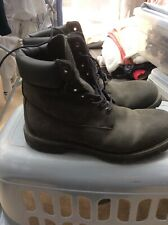 Men's Timberland Boots Size 10 UK Black