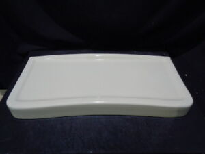 WC toilet cistern lid   Unbranded 534 x 236 mm ivory   A2507